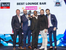 Winner for Best Lounge Bar: Little Black Door, Conrad Dubai