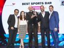 Winner for Best Sports Bar: Nezessausi Grill, Manzil Downtown Dubai