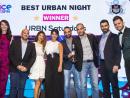 Winner for Best Urban Night: URBN, WHITE Dubai