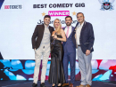 Winner Best Comedy Gig: Jason Manford, Movenpick JBR by The Laughter Factory