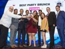 Winner for Best Party Brunch: Warehouse, Le Méridien Dubai Hotel & Conference Centre