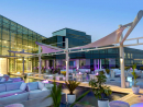 Cu-ba Trendy rooftop poolside bar with pleasant views, and a cool inside area. Treat yourself to another 50 percent off on selected drinks between 6pm and 8pm.  Open Sat-Wed noon-1am; Thu-Fri noon-2am. Jumeirah Creekside Hotel, Garhoud (04 230 8582).