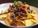 McGettigan'sA best-seller at the Irish pub chain, if your idea of a good bar snack is a mountain of meat, this wagyu beef chilli feast, with a dash of sour cream, pico de gallo and guacamole, should hit the spot.Dh77. McGettigan's JLT (04 378 0800), DWTC (04 378 0801) and Madinat Jumeirah (04 447 0219).