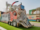 In early August, Dubai's Last Exit confirmed the arrival of its fourth food truck park, opening opposite its existing E11 site. The Mad X site promised a post-apocalyptic theme, with burnt-out cars, 11 food trucks and a thoroughly dystopian vibe. The park is now open, and we got inside to have a look around the latest Last Exit offering – and it looks pretty special. Swipe through the gallery above to see what the new site is all about.Here's why you need to visit the original Last Exit E11, and what you can expect at the Al Khawaneej site near Mushrif Park, which opened earlier this year.