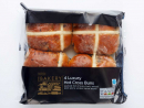 Luxury Hot Cross BunsWho needs Easter weekend to enjoy these buttery, fruity, spicy, toastable treats? One'a'dirham, two'a'dirham hot cross buns (NB. They cost more than one dirham.)