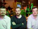 Mark Awks Watts, Steven, Matt Ambrosia and Jono