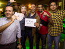 Time Out Dubai's Big, Bad Quiz at garden on 8