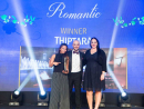 BEST BEST ROMANTIC WINNER: ThiptaraWhat's more romantic than dining on a terrace set above the water, with half-hourly performances from the world-famous Dubai Fountain for entertainment? None, which is why we've awarded Thiptara the most Romantic Restaurant in Dubai. Not only is the Thai food incredible – it's also a worthy winner of our Thai Restaurant of the Year – this elegant restaurant has stunning views and a warm, intimate vibe. A showstopper of a date restaurant.  Open daily 6pm-11.30pm. Palace Downtown Dubai, Sheikh Mohammed Bin Rashid Boulevard (04 888 3444).