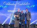 Outstanding Contribution Sebastian Nohse, Director of Culinary at JW Marriott Marquis Dubai