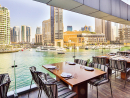Marina SocialSet overlooking the glittering waters of Dubai Marina, this popular spot specialises in classic British dishes, with a twist. It comes from British chef Jason Atherton, who has 17 restaurants around the globe – three Michelin-starred. The kitchen cooks up a range of dishes including signatures such as goat's cheese churros, sour dough pizzas and slow-braised beef ribs.Open daily 7pm-midnight. InterContinental Dubai Marina (04 446 6664).