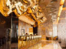 4 Gold on 27Themed on: all things gold. One of the city's most luxurious bars, almost everything at this Burj Al Arab watering hole is swathed in the precious metal. Even the mixed drinks include gold. However, it also offers some exceptional views out across the city. One of the bars where you'll want to dress up for the occasion.Open daily 6pm-2am. Burj Al Arab Jumeirah, Umm Suqeim (04 301 7600).
