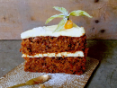 Carrot Cake at The Lime Tree Café & KitchenA titan of the city's dessert scene, each cake weighs a whopping 3.4kgs and is made fresh every single day. Last year the café used 3,590kg of carrots in its cakes, and while we don't envy them peeling over three tonnes of carrots, we're happy to polish off a wedge, as are 80-100 others per week.Dhs30. Locations include Jumeirah, Sheikh Zayed Road, Al Quoz and The Beach, www.thelimetreecafe.com.
