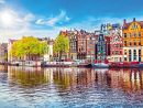 AmsterdamIt's the city of bicycles, canals, gabled buildings, vintage shops, hops and dining – and while it's not a new destination to grace the flight path from Dubai, five additional flights per week from Emirates have just made it all the more accessible. The additional services added to the existing double daily services, totalling the weekly flight number to 19. Outbound, flights leave early morning from Dubai on Monday, Wednesday, Friday, Saturday and Sunday, and arrive at Amsterdam Airport Schiphol in time for breakfast, allowing you to make the most of your day in the city – and there's plent of you to see and do. Hit Amsterdam's history-packed museums, vintage-filled shops and appreciate the city's hyper-creative design.From Dhs4,104 (return). Available now. Dubai International Airport, Garhoud, www.emirates.ae.