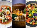 Who says dining out on a diet is dull? We round up 26 dishes under 500 calories that are anything but borin