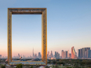 The Dubai FrameThe Dubai Frame allows visitors to see the city's past, present and future in a one-hour tour with unique views of 'old' and 'new' Dubai from a 150-metre-high sky glass bridge. Also known as Berwaz Dubai, the Frame is comprised of two towers measuring 150 metres in height and connected by the 93-metre long bridge at the top. The location, in Zabeel Park, was especially chosen to give visitors the best view of the city's older neighbourhoods as well as the sparkly new stuff (such as the Burj Khalifa), while telling the story of Dubai's transformation from humble fishing village to glittering modern metropolis. We're digging out our binoculars.From Dhs20 (kids), Dhs50 (adults) free (kids under three, adults over 60 and people of determination). Open daily 9am-8.30pm. Zabeel Park, Downtown Dubai, www.thedubaiframe.com.