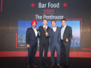 Best Bar Food: The Penthouse, FIVE Palm Jumeirah