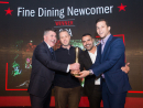 Best Fine Dining Newcomer: OPA, Fairmont Dubai, Sheikh Zayed Road
