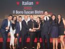 Best Italian: Il Borro Tuscan Bistro, Jumeirah Al Naseem, Madinat Jumeirah
