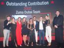 Outstanding Contribution: Zuma, DIFC