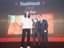Best Steakhouse: Beefbar, Al Fattan Currency House, DIFC