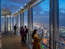 Head to the world's highest loungeThe Lounge Burj Khalifa is spread over the 152nd to 154th floors of the world's tallest building and it's open now. Set 575m in the air, you'll have to have a head for heights to make a date here, but if you want a bird's eye view of the city then you'll be in the right spot. There's even an outdoor terrace on the 152nd floor – with glass walls for a prime view.Burj Khalifa, Downtown Dubai, www.burjkhalifa.ae.