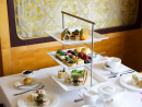 Time for teaA spot of tea on an iconic British ocean liner, anyone? The Queen Elizabeth 2 should now be your go-to spot for a regal British afternoon tea experience.Dhs195, Dhs250 (hot pastries), from Dhs215 (beverage packages, Dhs95 (kids aged seven-12). Every Thu-Sat, 3pm-5pm. Queen's Grill, QE2, Port Rashid, Deira, www.qe2.com/offers (04 526 8811).