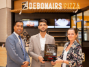 Best Fast Food: Debonairs Pizza