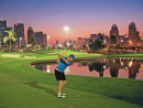 Take to the greensGet a round of night golf in over the summer months by heading over to Emirates Golf Club's floodlit course. During the week, from 7pm onwards, you'll be able to get an after-dark round in for Dhs475 (or nine holes for Dhs295), along with a Dhs65 coupon to spend afterwards on a bite to eat at Spike Bar.Dhs295 (nine holes), Dhs475 (18 holes). Sun-Thu, 7pm onwards. Emirates Golf Club, Sheikh Zayed Road (04 417 9842).