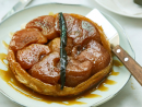 Tarte tatincarineCrowned Best European at the Time Out Dubai Restaurant Awards 2019, carine serves up fantastic Mediterranean cuisine, but make sure to leave room for dessert. The tarte tatin tastes like it's been passed on from generation to generation and perfected throughout the years. It boasts a base that even Mary Berry would be proud of, topped with thick chunks of caramelised apples. Order it in advance as it can take up to 45-minutes to prepare but it's worth the wait.Dhs85. Open Sun-Wed noon-3pm, 7pm-10.30pm, Thu noon-3pm, 7pm-11pm, Fri-Sat 8.30am-3pm, 7pm-11pm. Emirates Golf Club, Sheikh Zayed Road (04 417 9885).