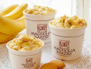 Banana pudding Magnolia BakeryThis cute New York bakery, which rocketed into the global spotlight thanks to Carrie Bradshaw and her friends, is most famous for its desserts. Try the banana pudding and you'll see why. Layers of vanilla wafers, fresh banana and creamy vanilla custard are carefully stacked, ready for pure destruction when you come at it with a poised spoon. The cupcakes are delicious, too.Dhs17. Various locations including The Dubai Mall (04 350 5440) & Dubai Festival City (04 288 1539).