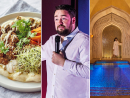 The weekend is nearly here, and we've rounded up 12 amazing ways to spend it. Whether you're after a pool day, spa day, or just looking to save money– we have heaps of deals. British funnyman Jason Manford is playing in Dubai this week, while there's also a 1960s revival on the QE2 and a very special one-off dinner with Time Out Dubai where you'll get three courses and a drink for just Dhs99.