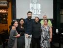 1st place winners Time Out Dubai Pub Quiz