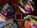 Sushi SundaysIf starting the week off with unlimited servings of raw fish is right up your street then head to Trader Vic's JBR for either eight pieces of sushi and a mixed drink for Dhs99 or unlimited sushi for Dhs199.From Dhs99. Sun 6pm-midnight. Ongoing. Hilton Dubai Jumeirah, JBR (04 318 2530).