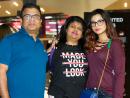 Sandeep Das, Anoushka Das and Divyasa Mishra
