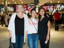 Joanne Mowle, Florence Raymundo and Maria Tolentino