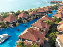 Anantara The Palm Dubai ResortWe'll let you in on a little secret. You don't need to check in at five-star Anantara The Palm Dubai Resort to soak up the sun and enjoy the sandy private beach – or to take a dip in the 50-metre long infinity pool, just steps from the sea. For Dhs599 per person, indulge in a day of luxury with the Dine & Unwind package, with access to the beach and pool as well as a meal and a relaxing 60-minute spa treatment.Dhs599 (Sat-Thu), Dhs630 (Fri). Ongoing. Anantara The Palm Dubai Resort, Palm Jumeirah (04 567 8999).