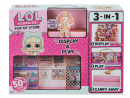 Dhs314L.O.L Surprise! Doll Pop-up StoreLittle imaginations can run wild with this shopping-themed play set, which comes with one exclusive L.O.L Surprise! Doll. The little plastic figures can indulge in some retail therapy and hang out in a chic café. It also doubles up as a carry case.Available from Toys R Us