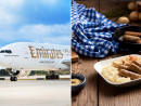 EmiratesIf you fly to anywhere in Germany between Saturday September 21 and Sunday October 6, Emirates is going to treat passengers to an Oktoberfest feast. It doesn't matter which class or cabin you're in either, because all passengers will be offered a Germanic meal option and authentic hops from the European country. If you're in first and business class, you'll be treated to some traditional hops from one of the six main providers to the original Munich Oktoberfest, served in a stein in the on-board lounge. You'll also get classic German snakcs including pretzels, gingerbread, sarnies and more. The dining options in first class include chicken sausages, mashed potato and Sauerkraut, with Leberkäse (a German form of meatloaf). In economy class, you'll get your hands on Leberkäse, spätzle (pasta), beef goulash and loads more.Sat Sep 21 – Sun Oct 6. www.emirates.com.