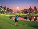 Night golfWho wants to stroll around a golf course during the day anyway? If you've always felt like the way to improve a round is to play under floodlights, we have good news for you, as several courses in the UAE offer the option to play at night. During the summer it's especially handy, as it's pretty much unbearable out there in soaring temperatures and humidity. But it also means that those of us with nine to five jobs can get out on the course during the week without a ludicrously early start or taking the day off. It kind of feels more acceptable to head to the 19th hole at 8pm as well.Various locations including Abu Dhabi Golf Club, Sas Al Nakhl (02 885 3555) and Emirates Golf Club, Sheikh Zayed Road, Dubai (04 417 9842).