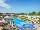 Nation Riviera Beach ClubThe St. Regis Abu DhabiIf you're after a jaunt to the capital with one aim in mind – to wallow in a cool pool – a top place to check out is this beach club. Surrounded by its own 200-metre stretch of pristine beach, lined with palm trees and boasting 12 cabañas surrounding a temperature-controlled swimming pool, Nation Riviera Beach Club serves up the ultimate unwind. Doggy-paddle your way to the bar and take a well-earned rest while you take in the super surroundings on your weekend.Open daily 8am-8pm. The St. Regis Abu Dhabi, Nation Towers (02 694 4780).