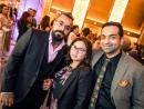 Shaheen Rahmani, Dharam Veer and Mryna Velasco