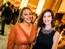 Shereen Zarroug and Marcela Cravo Rios