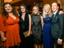 Reid Bingham, Corinna Partinger, Marina Lemee, Sarah Twelves and Kellie Holmes