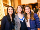 Viviane Cappellari, Mary Mccollum and Aida Barghou