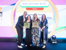 BEST UAE FAMILY HOTELWINNERATLANTIS THE PALMAquaventure, The Lost Chambers Aquarium, Dolphin Bay, Sea Lion Point, Kids' Club and Club Rush and babysitting services – need we say more? It's all kicking off here for families. Plus great restaurants, top brunches, plenty of family offers, a slew of nightlight options and indulgent spa treatments make this a hit with parents too. We also love the regular promotional room rates and extras that this hotel offers, talk about going the extra mile when it comes to families.Atlantis The Palm, Palm Jumeirah (04 426 1000).