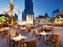 ZetaEight minutes away by taxiWatching Dubai's stunning Fountain show never gets old and this chic al fresco bar and sushi restaurant is an absolutely prime spot if you want nothing more than to be mesmerised by the views before heading to the Dubai Opera.Open Sat-Wed 5pm-1am, Thu-Fri 5pm-2am. Address Downtown, Downtown Dubai (04 888 3444).