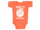 Dhs59Twinkle Hands Daddy's Little Pumpkin OnesieA brightly coloured seasonal baby onesie.www.sprii.com