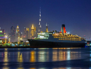 QE2 Dubai's iconic ocean liner is bringing back its big 'Winter Wonderland Weekend' featuring Christmassy performances, themed brunches and plenty of festive craft markets. The weekend will see the return of its festive market on Saturday December 14 from 10am until 2pm, offering up handmade goods, crafts and Christmas gifts with ARTE, the Makers' Market on the decks.Free entry. Sat Dec 14, 10am-2am. QE2, Port Rashid (04 526 8811).