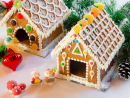 Gingerbread House at Kambaa Kids will love this edible festive feast. Explore gingerbread house full of festive surprises – including chocolate, puddings, yule logs and more. The house is open from Tuesday December 3 until December 31 so there's plenty of time to check it out.Free. Daily 7am-11pm. Address Dubai Marina (4 888 3444 ).