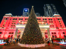 Habtoor PalaceHabtoor Palace will be launching its Festive Garden on Thursday December 5, so mark your diaries now. The Festive Garden throws open its doors at 5pm, and there will be singing from the kids' choir at Emirates International School Jumeirah from 6pm. The giant Christmas tree will be lit at 6.30pm, before Santa pays a visit to the special winter wonderland. Don't forget to bring the little ones as there are loads of Christmas surprises too. Expect a mini train, crazy golf, a merry-go-round and even a snow fight zone. That's not all, as there will also be gingerbread making classes if you have creative kids. Even pets are allowed so there's no need to leave behind your four-legged family members.The Festive Garden will be open daily from 5pm, with Santa making a daily appearance at 6pm. There will be a live band singer every night from 7pm onwards.If you're felling peckish for some treats, don't fret, as there are loads of food stands to graze too, with traditional Christmas treats.The market runs all the way through until Saturday December 28, so make sure you go along and enjoy it. Head down on the opening night for a free mince pie or glass of mulled grape, too.Free entry. Thu Dec 5-Sat Dec 28, daily 5pm-10pm. Versailles Gardens, Habtoor Palace Dubai, LXR Hotels & Resorts, Al Habtoor City (04 435 5555).